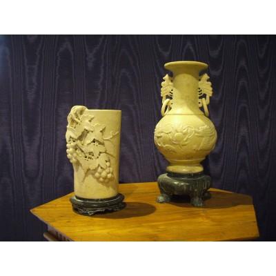 Arte asiatica - pietre dure n.2 (da definire)