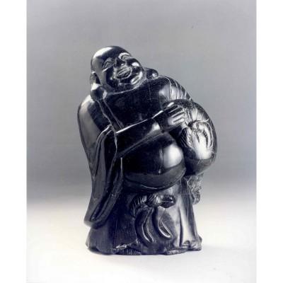 Sculture Buddha con il sacco