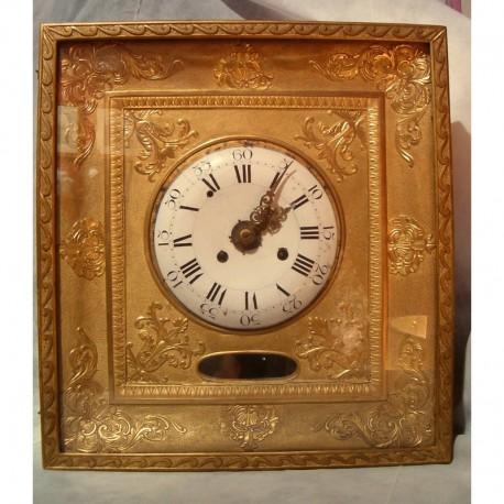 Orologio da parete sec XIX
