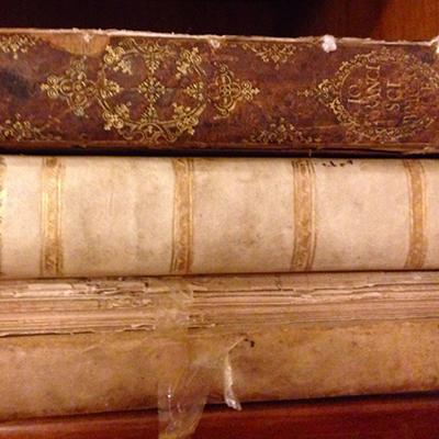 Libri e manoscritti
